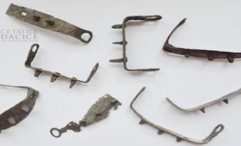 Știați că dacii purtau ˝crampoane˝ de fier?